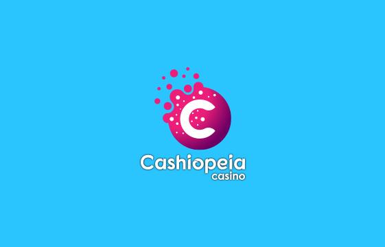 Kuva cashiopeia-kasino-bannerista