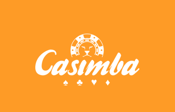 Kuva casimba-kasino-bannerista