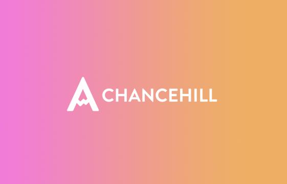 Kuva chance hill-kasino-bannerista