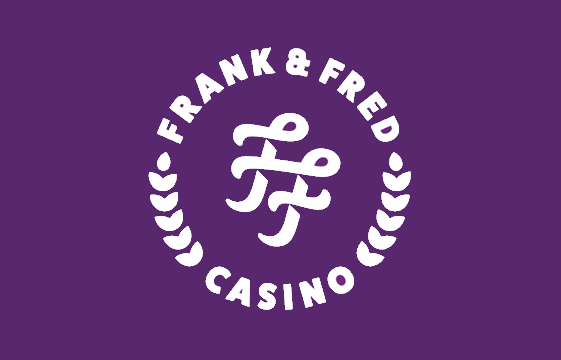 Kuva frank and fred-kasino-bannerista