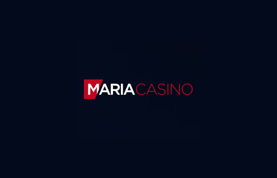 Kuva Maria-kasino-bannerista