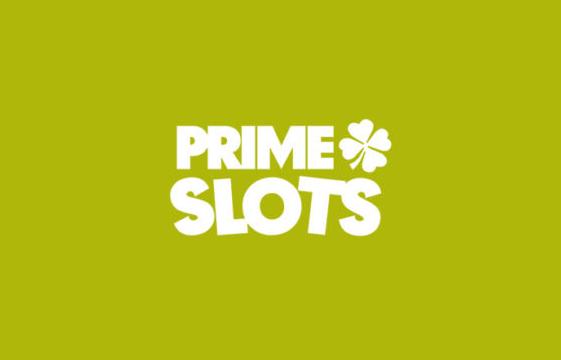 Kuva Prime Slots-kasino-bannerista