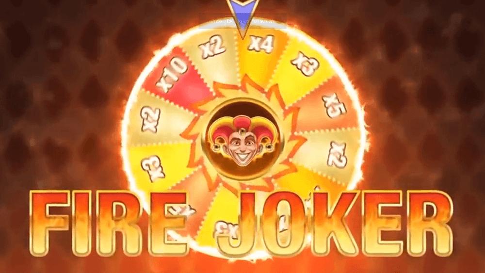 Kuva FireJoker-bannerista