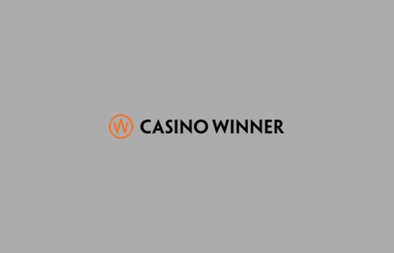 Kuva CasinoWinner-bannerista