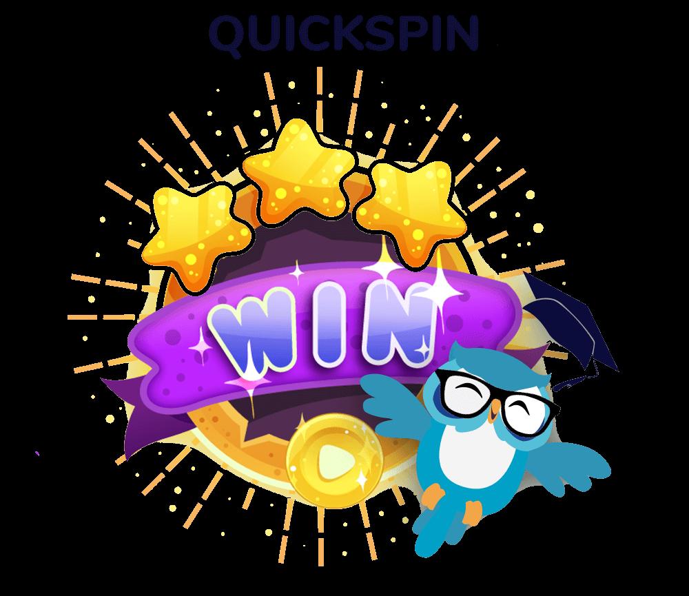Kuva Quickspin