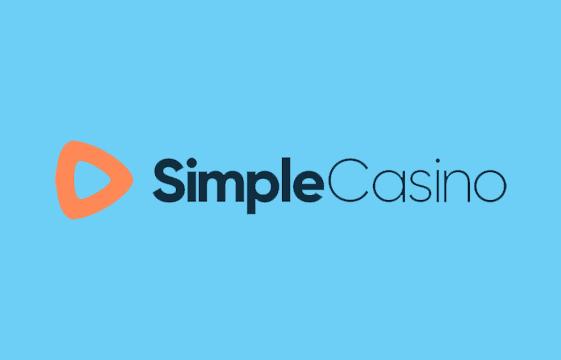 Kuva Simple Casino-bannerista