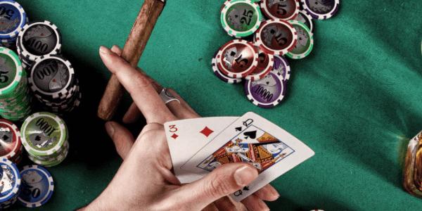 Hyvää pokerinaamaa on vaikea omaksua