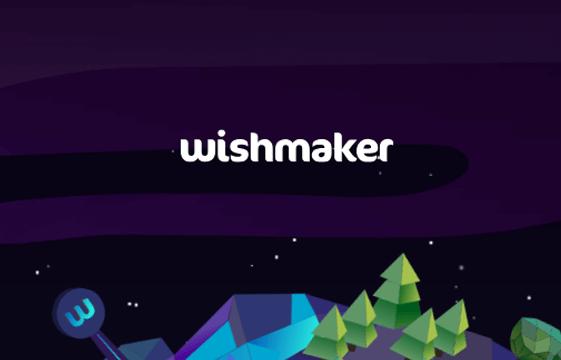 En bild av Wishmaker Casino banner