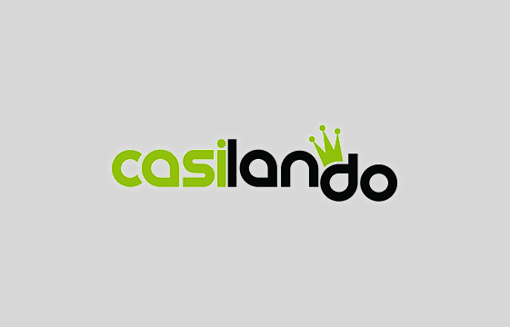En bild av Casilando Casino banner