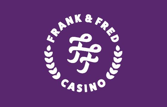 En bild av Frank and Fred Casino banner