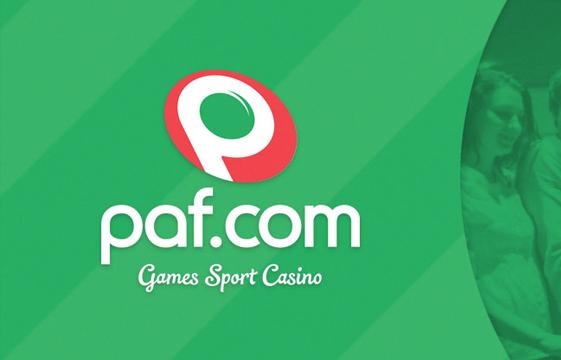 En bild av Paf Casino banner