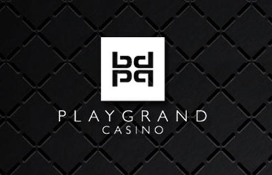 En bild av PlayGrand Casino banner