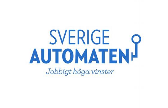 En bild av Sverigeautomaten casino banner